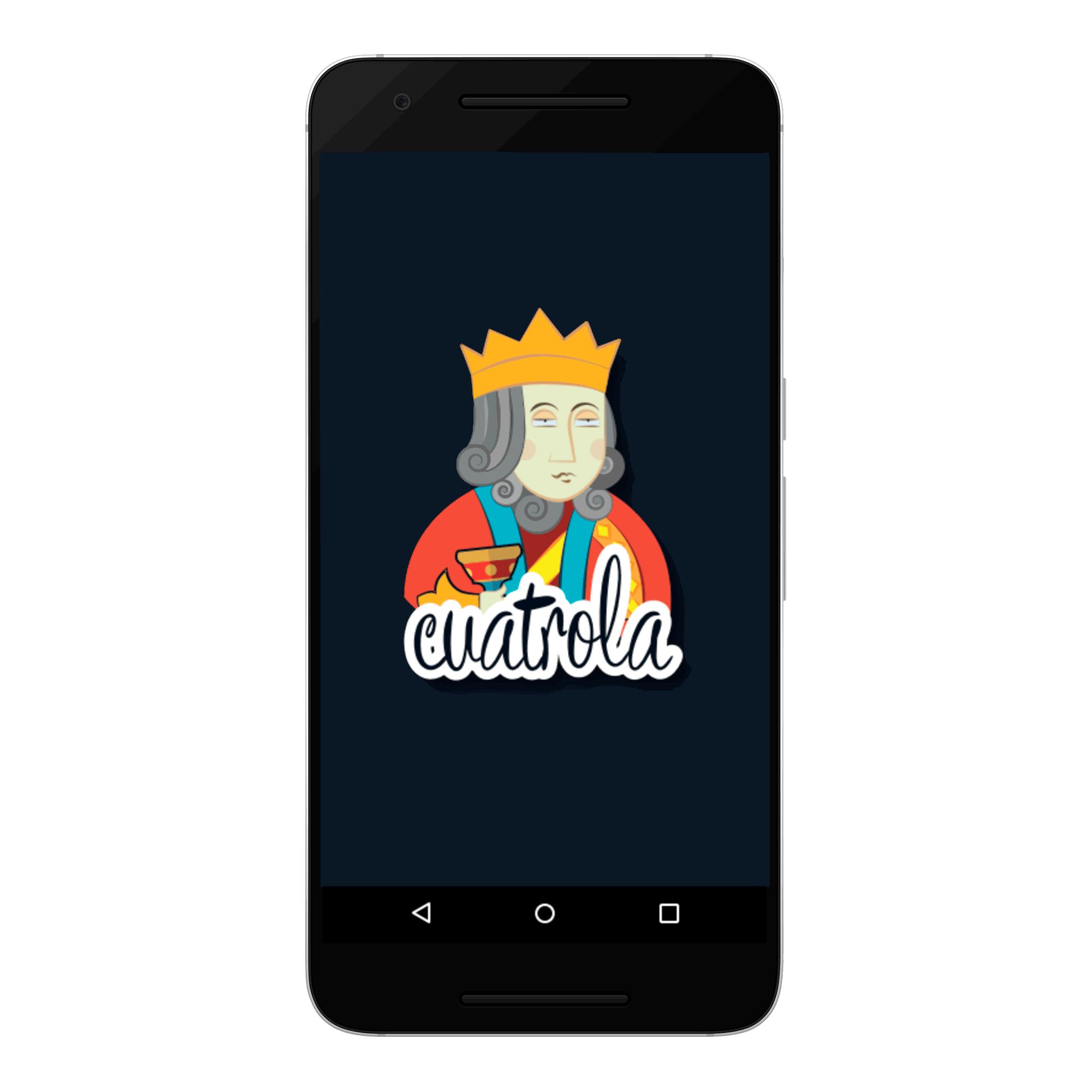 Cuatrola para Android